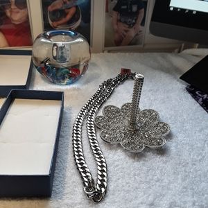 Jewelry - Stainless steel Heavyweight Chain NWT. 22 inches